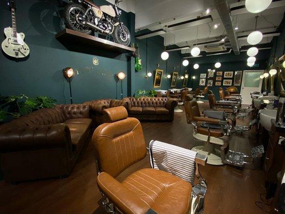 Hounds of the Baskervilles - Barber Shop in Singapore.