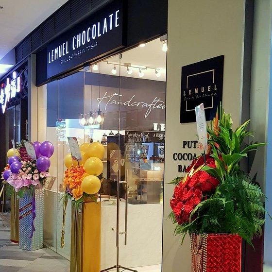 Lemuel Chocolate - Buy Dark Chocolate in Singapore.