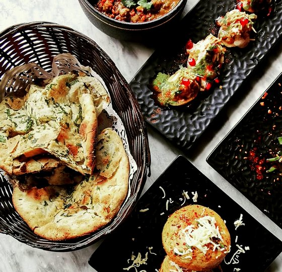 North Indian Food in Singapore - Gabbar Bistro & Bar.