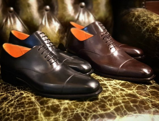 Oxford Shoes in Singapore - Ed et al Shoemakers.