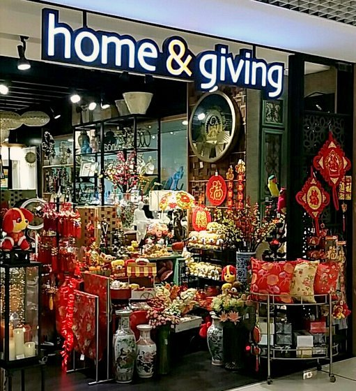 Places to Buy Home Decor in Singapore - Home & Giving.