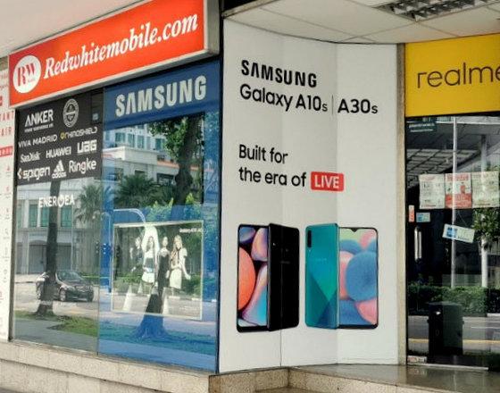 Red White Mobile - Mobile Phone Screen Repair in Singapore.