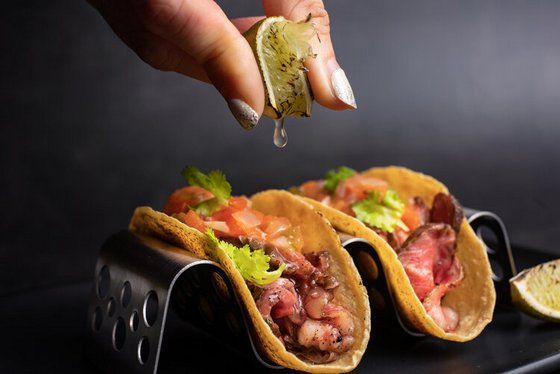 Tacos in Singapore - Lil' Tiger.
