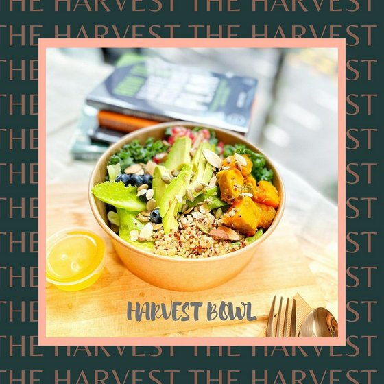 The Harvest Bowl - Health Food Restaurant in Singapore.