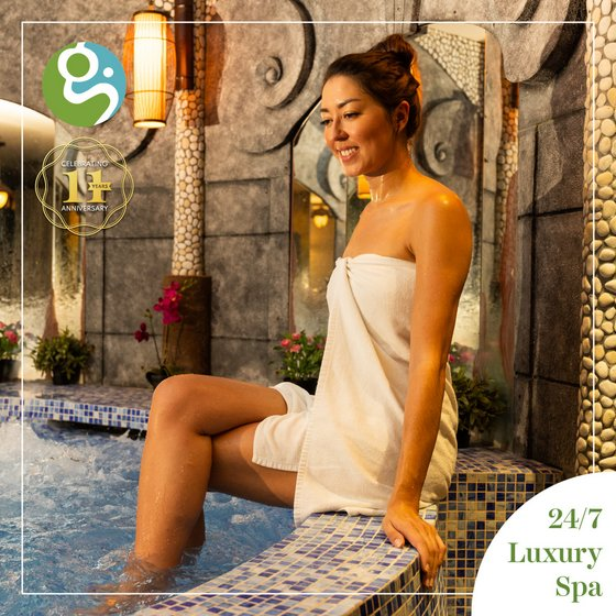 24 hrs Spa in Singapore - g.spa.
