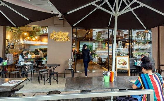 Baker & Cook - Artisan Bakery & Foodstore in Singapore - Chip Bee Gardens.