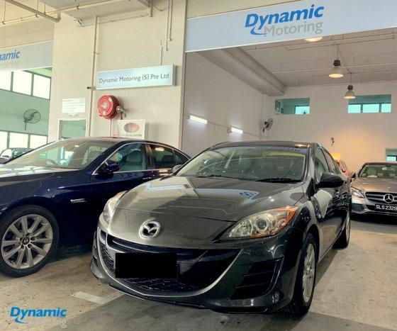 Dynamic Motoring - Used Car Dealer in Singapore.