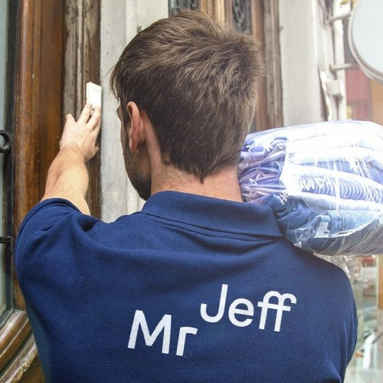 Laundry & Dry Cleaning Pickup and Delivery in Singapore - Mr Jeff.