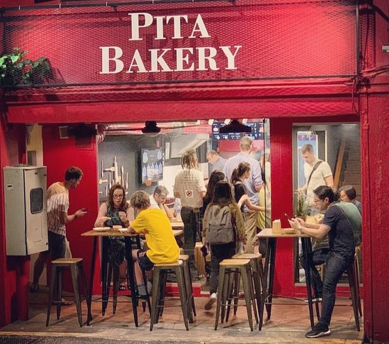 Pita Bakery - Pocket Pita Bread in Singapore.