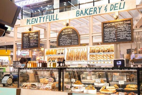 Plentyfull Bakery & Deli in Singapore.