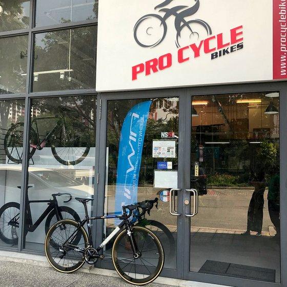 Pro Cycle Bikes - Fizik Saddles in Singapore.