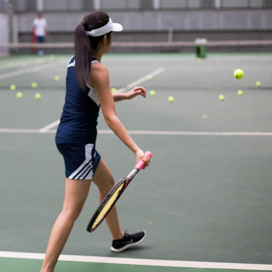 Tennis Lessons in Singapore - Play Tennis!