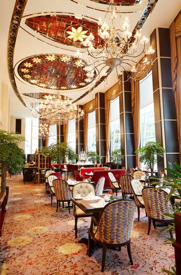 Brasserie Les Saveurs - French Fine Dining Restaurant in Singapore.