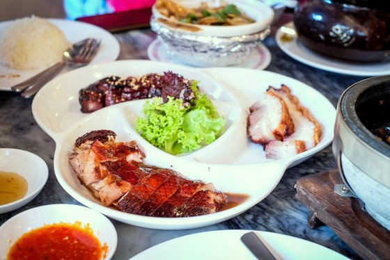 Cantonese Food in Singapore - You Kee XO Restaurant.