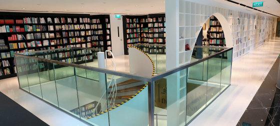 Chinese Bookstore in Singapore - The Zall Bookstore - Wheelock Place.