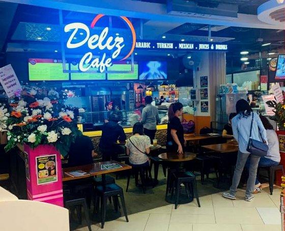 Deliz Cafe Eastpoint Mall - Turkish Kebab in Singapore.
