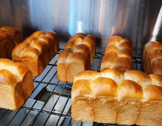 Milk & Honey Bread - Enjoué Bakery.