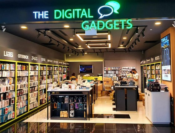Mobile Phone Accessories in Singapore - The Digital Gadgets Westgate.