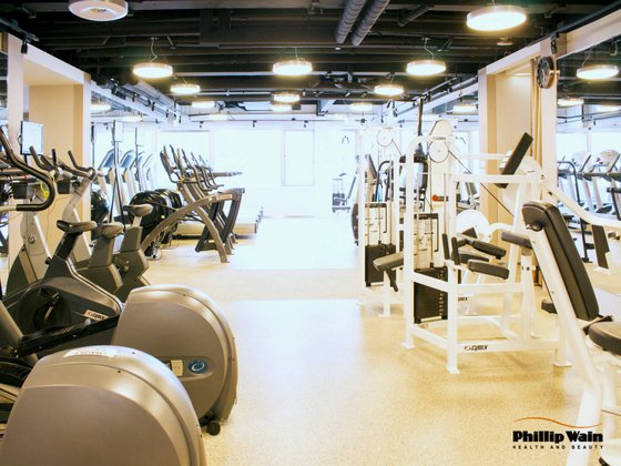 Women Only Gym in Singapore - Phillip Wain SG.