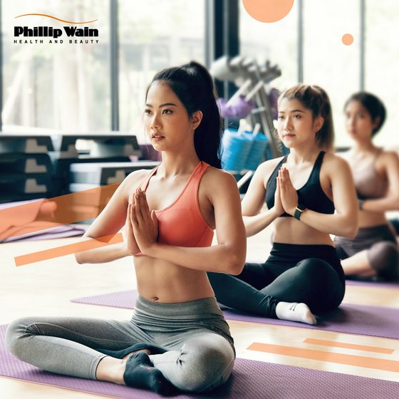 Yoga Classes in Singapore - Phillip Wain SG.