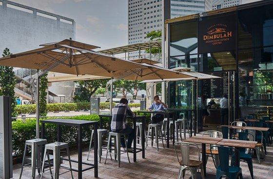 Dimbulah Coffee - Cafe & Bistro in Singapore.