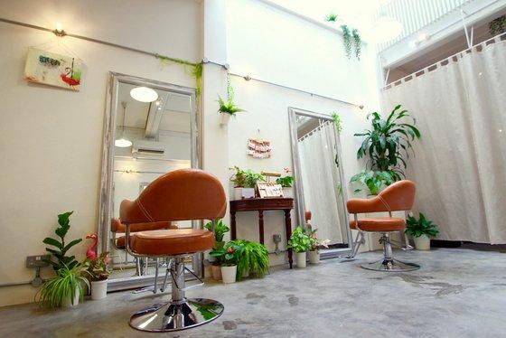 Flamingo Hair Studio in Singapore - Tanjong Pagar.