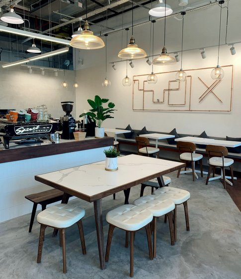 Fuel X - Brunch Cafe in Singapore.