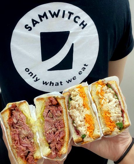 Samwitch - Sandwich Shop in Singapore.